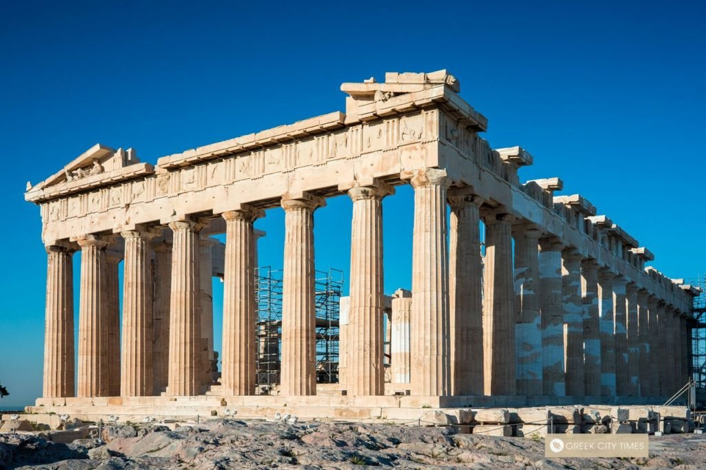 Acropolis-parthenon
